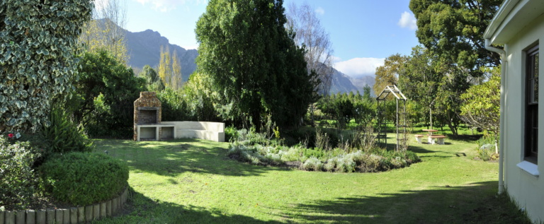 Laragne Cottages Happy Valley Accommodation in Franschhoek