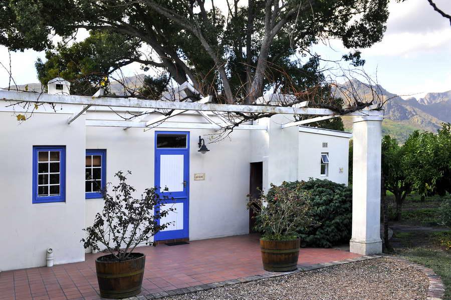 Laragne Cottages Happy Valley Accommodation in Franschhoek
